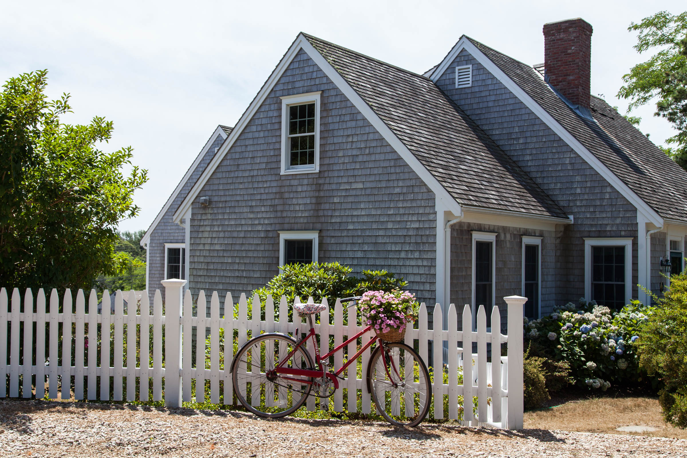 Plymouth Picket Fence Cape Cod Fence Company