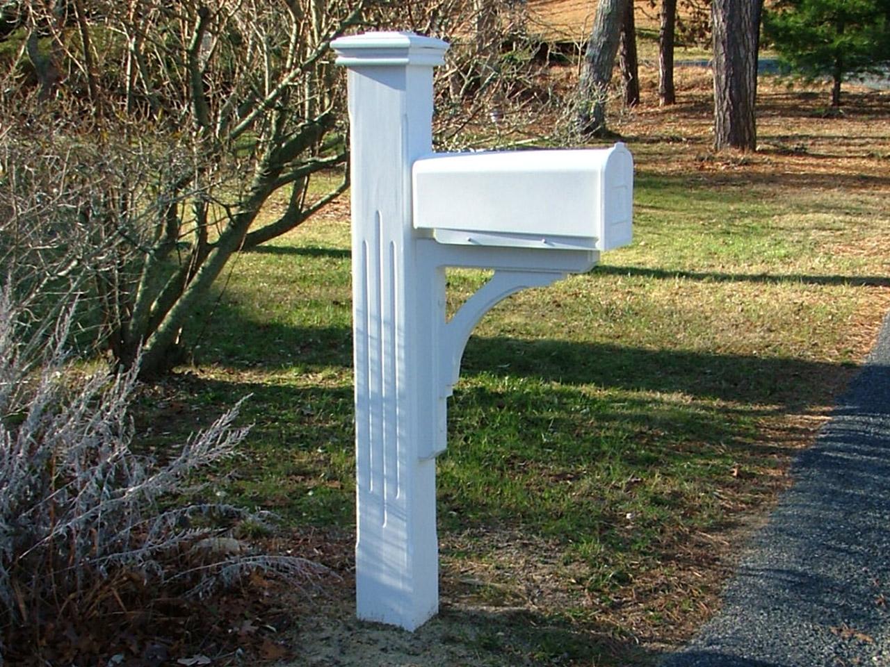 wood mailbox posts. Mailbox Posts Wood