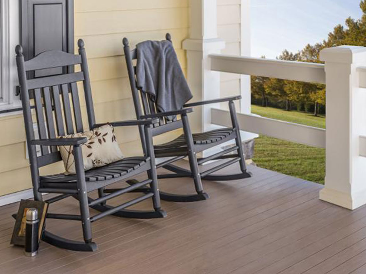 Outdoor furniture - poly rocker