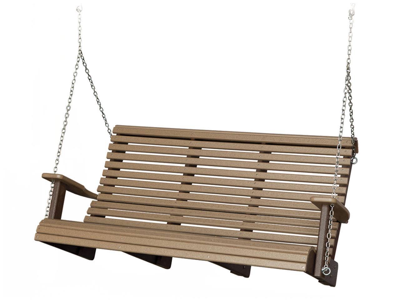 Outdoor furniture - poly swing