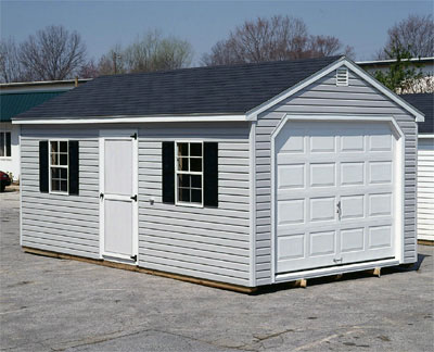 Gable Style Shed Cape Cod Fence Company