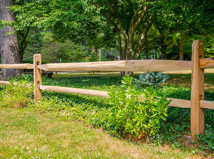 Cotuit Post Amp Rail Cape Cod Fence Company