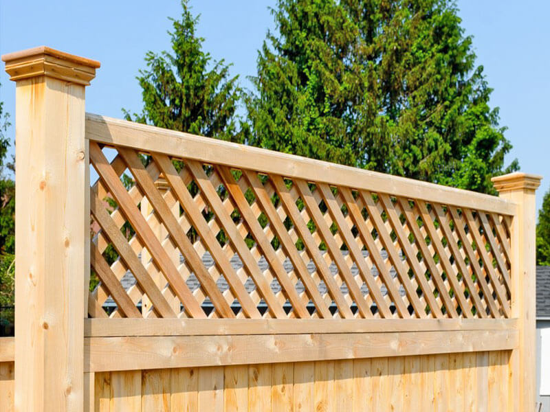 eastham solid board fence