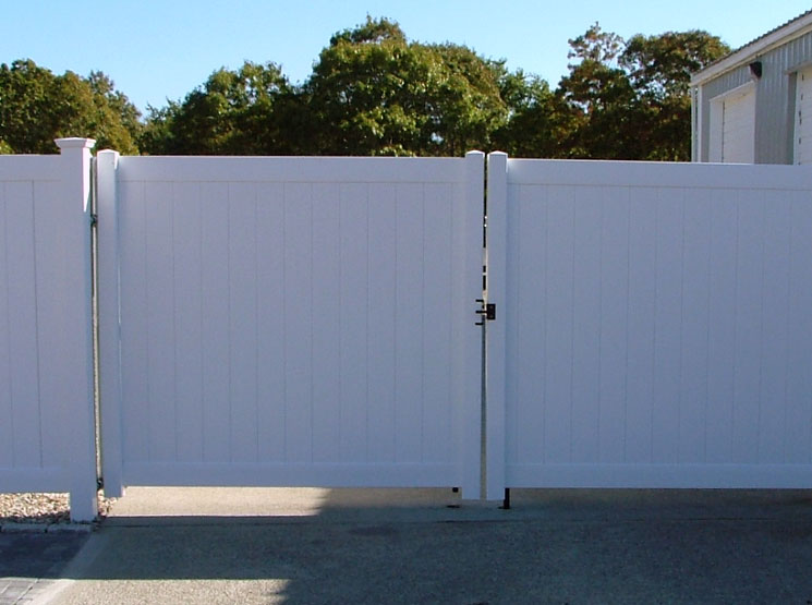 Tongue Amp Groove Board Fence Cape Cod Fence Company
