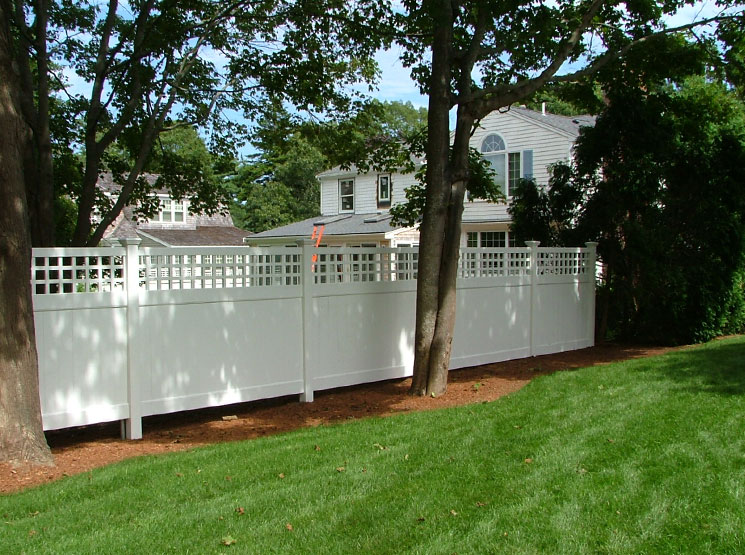 Vinyl privacy fence connecticut