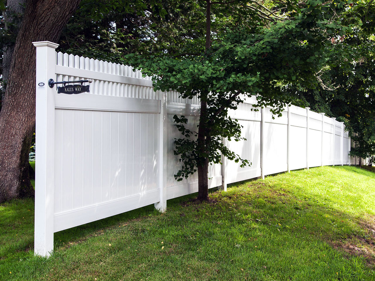 Privacy Tongue Amp Groove Board Fence Cape Cod Fence Company