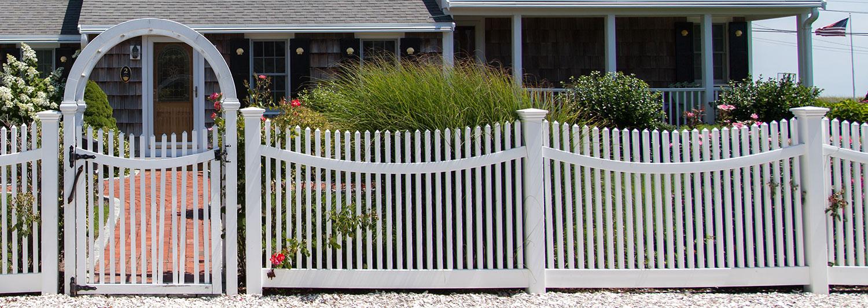 Canton Ct Cape Cod Fence Company